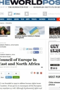 Time for a Council of Europe in the Middle East and North Africa, Huffington Post